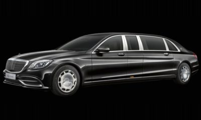 Mercedes-Maybach S650 Pullman