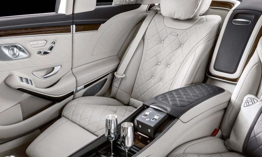 Flagship Mercedes Maybach Pullman S650 Revealed Car Magazine