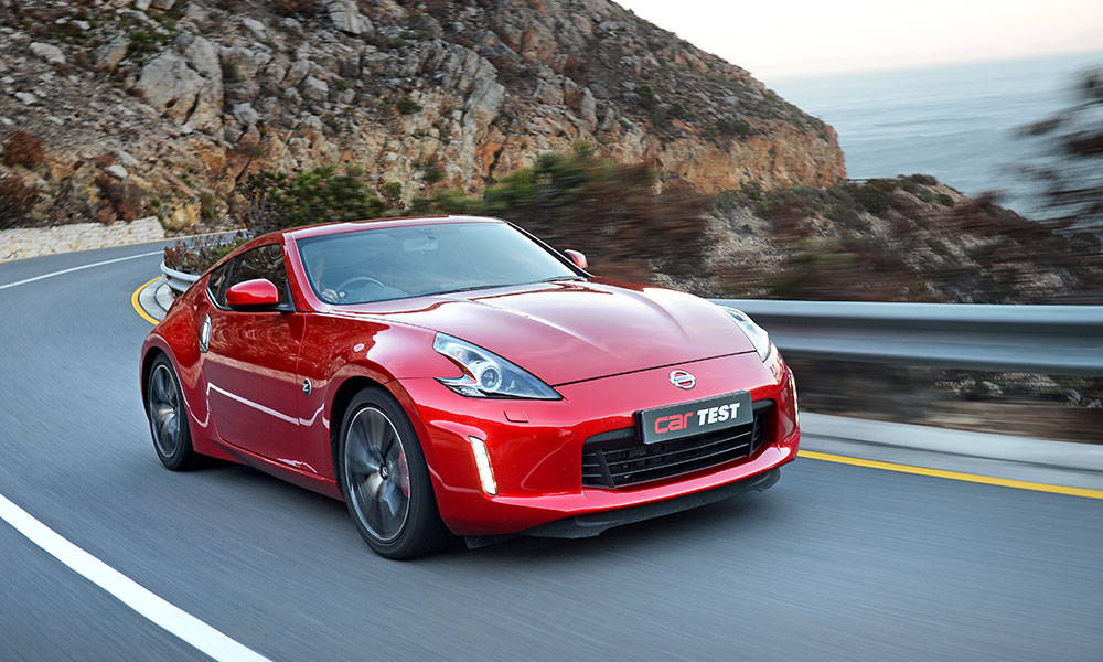 ROAD TEST: Nissan 370Z Coupé - CAR magazine