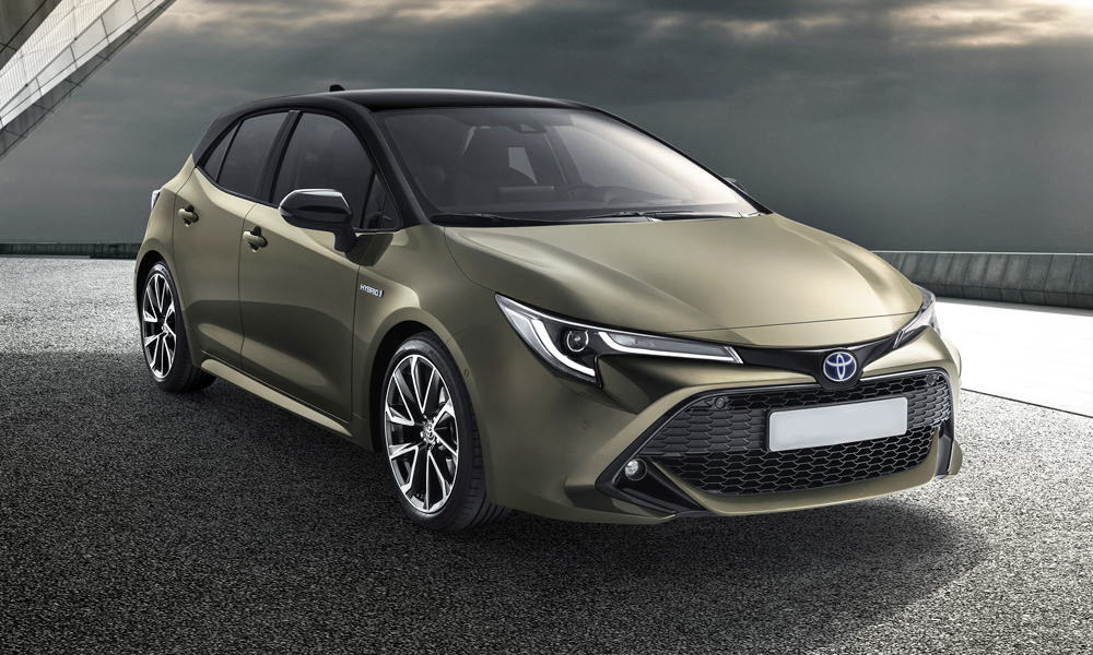 Toyota Has Taken The Wraps Off Its New Auris Hatchback.