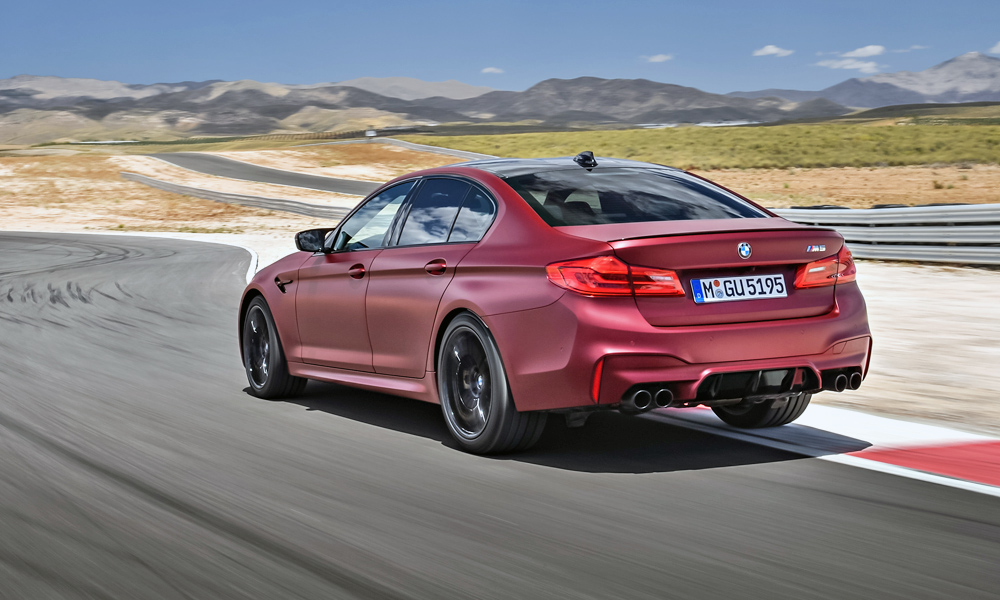 here 39 s how much the bmw m5 first edition costs in sa car magazine. Black Bedroom Furniture Sets. Home Design Ideas