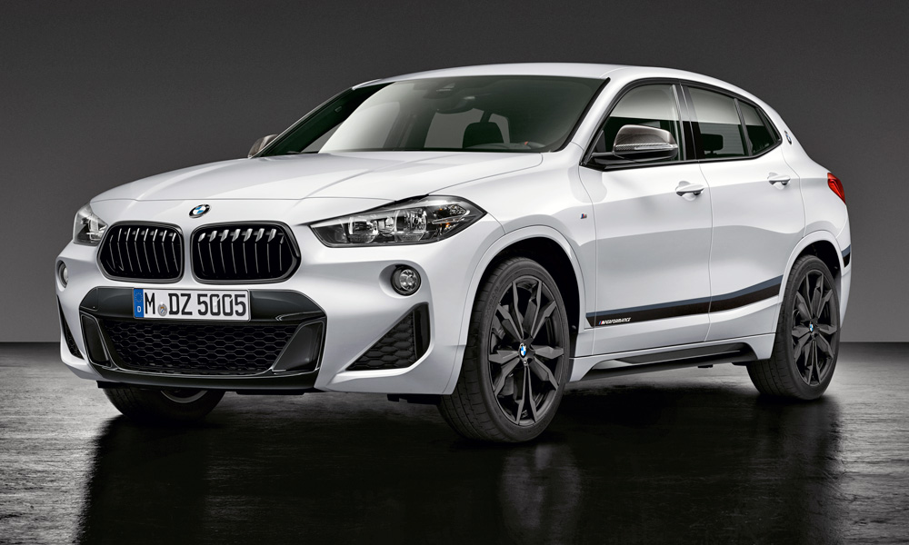 BMW X2 M Performance Parts