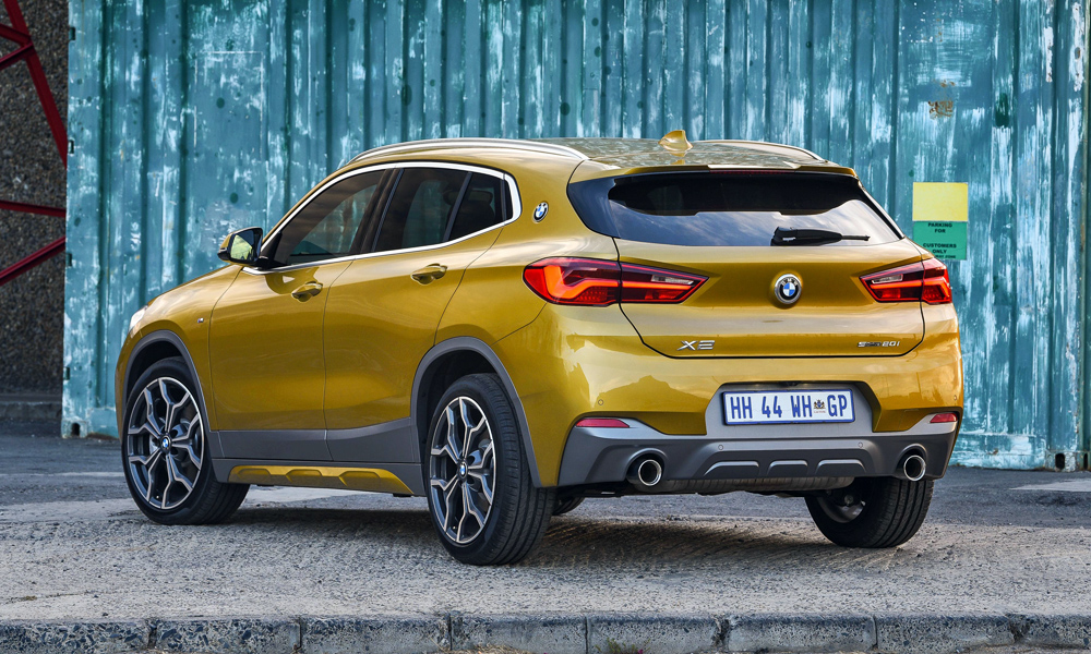 driven bmw x2 sdrive20i m sport x car magazine. Black Bedroom Furniture Sets. Home Design Ideas
