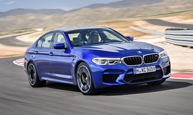 new bmw m5 pricing in south africa – car magazine