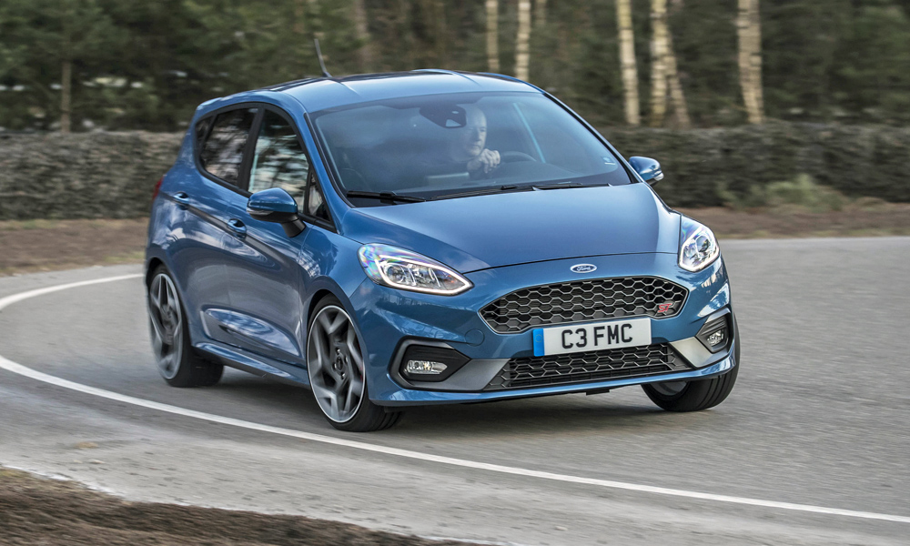 Ford Reveals New Fiesta Sts Claimed 0 100 Kmh Time Car Magazine