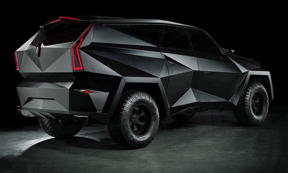 Meet Karlmann King The World S Most Expensive Suv Car
