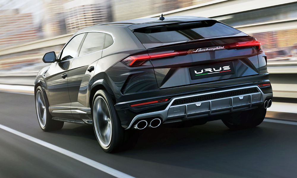 Being Fastest Is Very Important For Urus Says Lambo Car Magazine