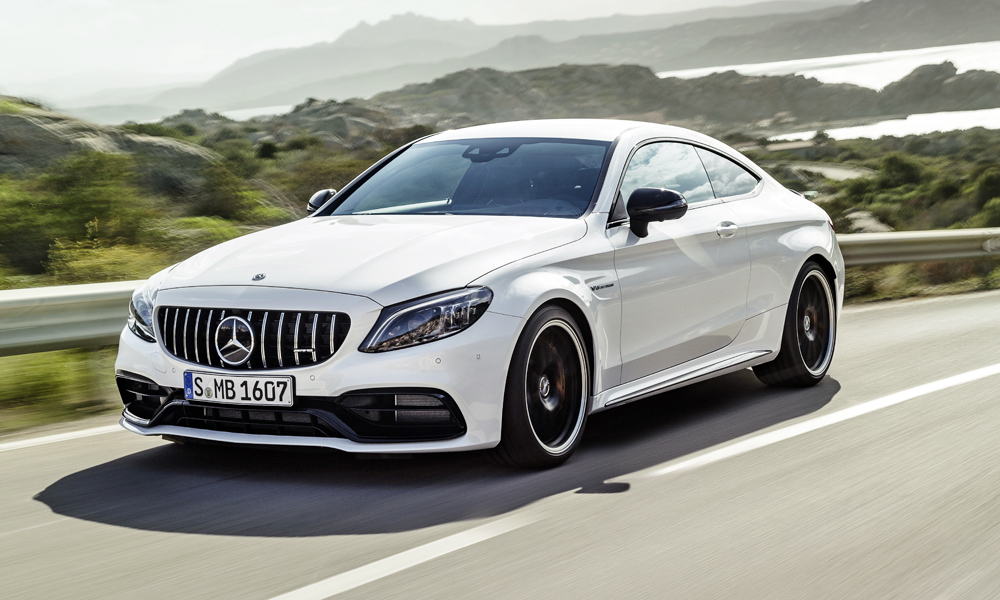mercedes amg c63 gains fresh look and more gears car magazine. Black Bedroom Furniture Sets. Home Design Ideas