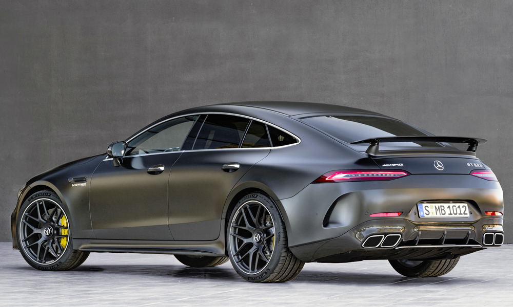 Mercedes-AMG GT 4-Door Coupé