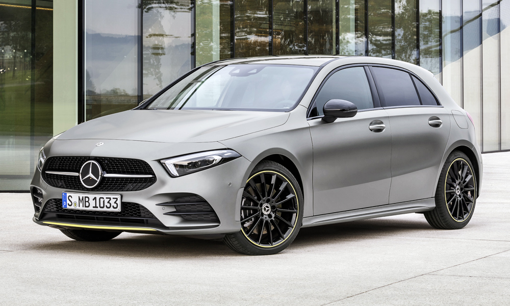 new mercedes amg a45 to get fresh 300 kw engine car magazine. Black Bedroom Furniture Sets. Home Design Ideas