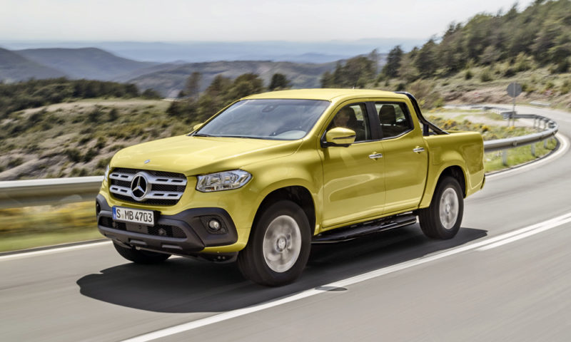 We have pricing for the new Mercedes-Benz X-Class! - CAR magazine