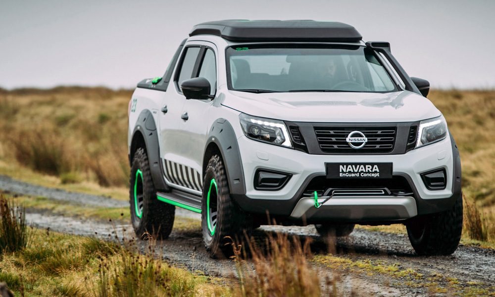 raptor rival nissan registers new badge for navara car. Black Bedroom Furniture Sets. Home Design Ideas