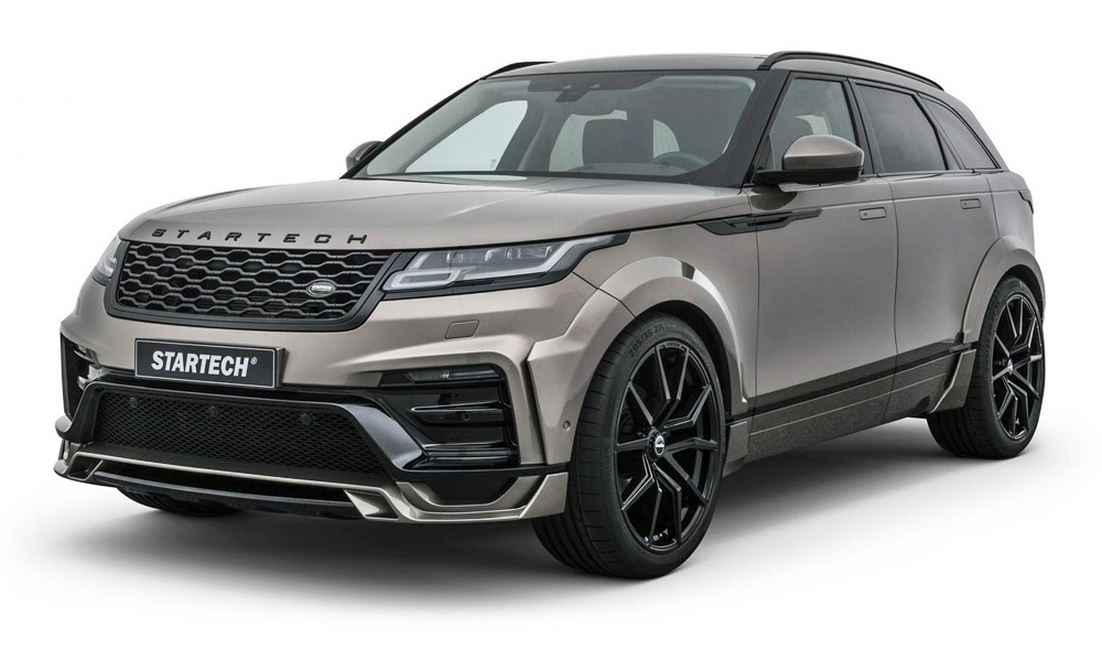 Startech Velar widebody