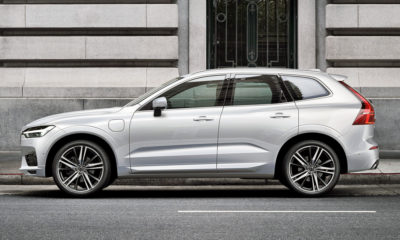 2018 World Car of the Year, the Volvo XC60