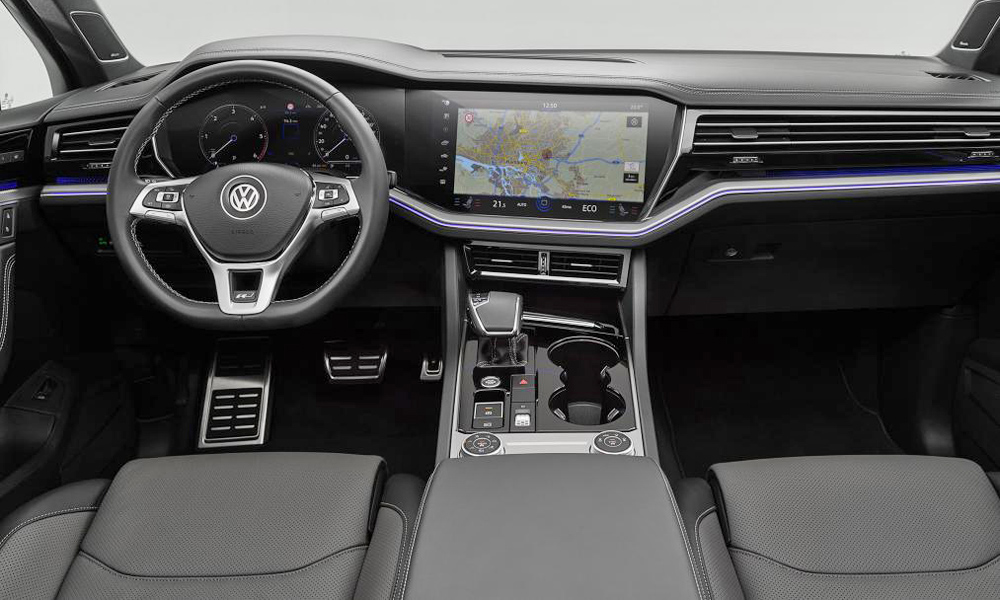 The New Volkswagen Touareg Has Been Revealed Car Magazine