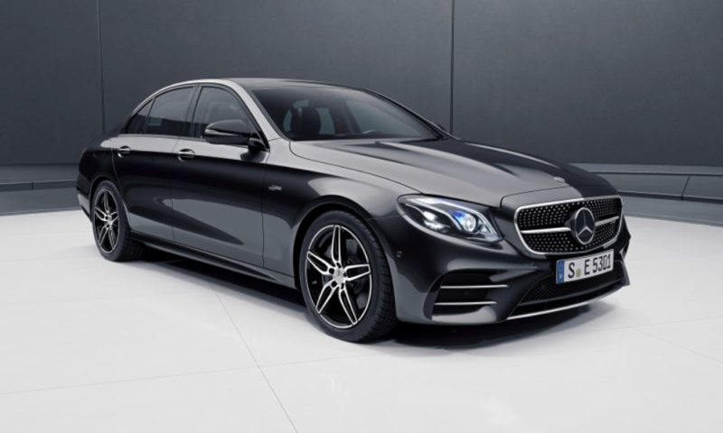 AMG E53 front