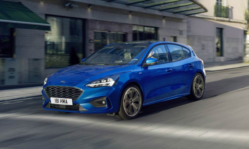 Ford Focus Car Prices Used