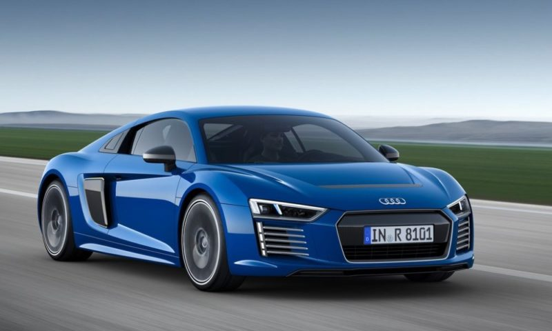 Audi Rs Models To Be Electrified Quot In The Near Future