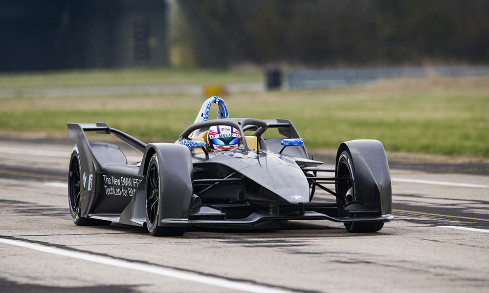 The BMW iFE.18 readies for its Formula E debut as testing nears conclusion.
