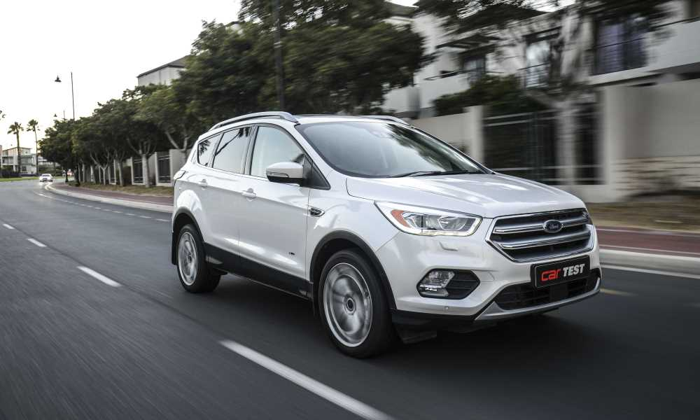 While the halo Kuga falls slightly short on the refinement front, it more than compensates in terms of value for money.