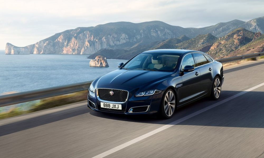 Jaguar Xj50 Celebrates Half A Century Of Luxury Sedans Car Magazine