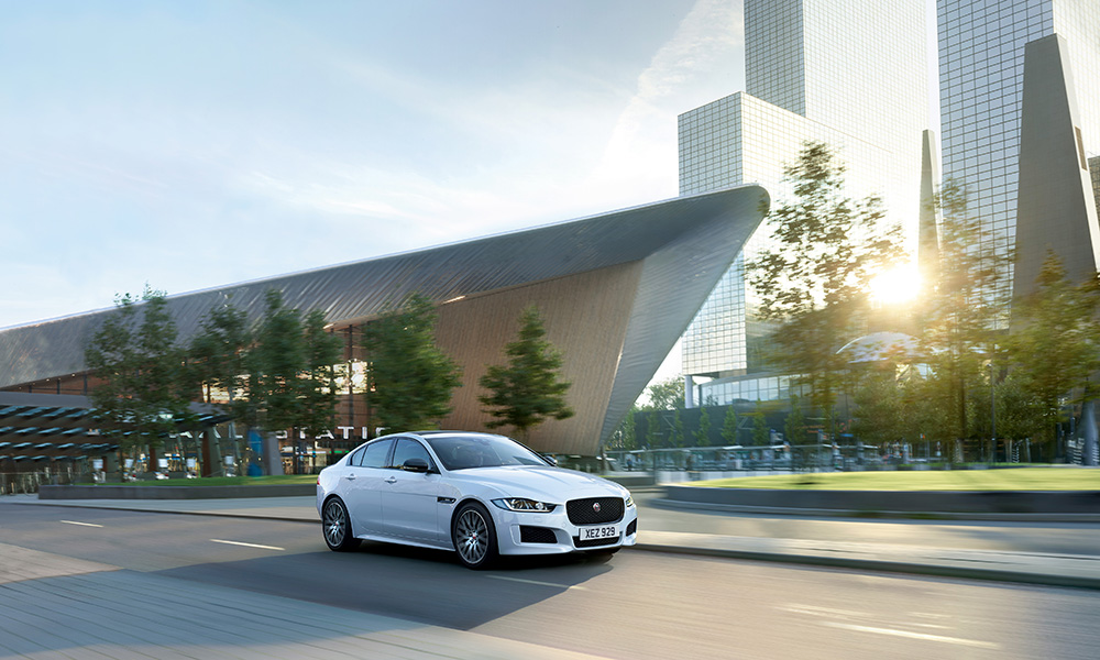 The XE Landmark Edition, meanwhile, is based on the R-Sport variant.