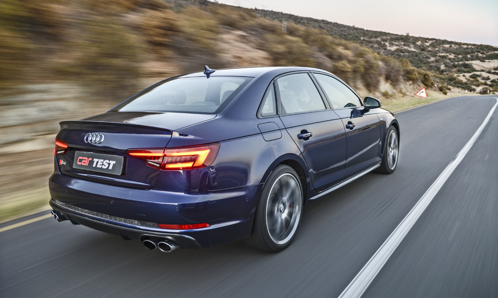 While the Audi S4 inspires confidence, it lacks the excitement of its rivals.