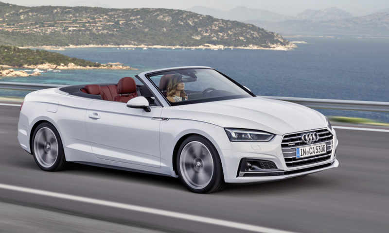New Audi A Cabriolet To Replace A And TT Softtops CAR Magazine - Audi a5 convertible