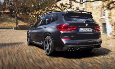 AC Schnitzer has given the BMW X3 a makeover.