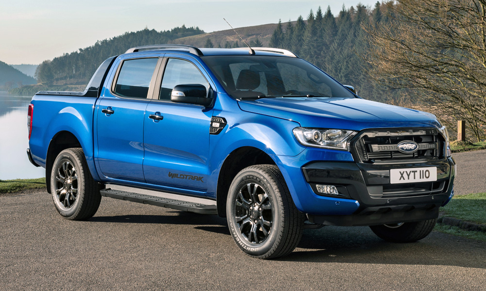 Best Car Paint Colors >> Raptor-lite, anyone? Meet the Ford Ranger Wildtrak X… - CAR magazine
