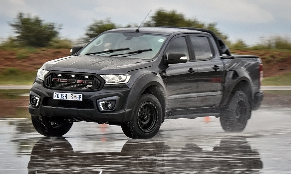 Ford Colours 2017 >> DRIVEN: Roush Ford Ranger 3,2 Double Cab RS3 auto - CAR magazine