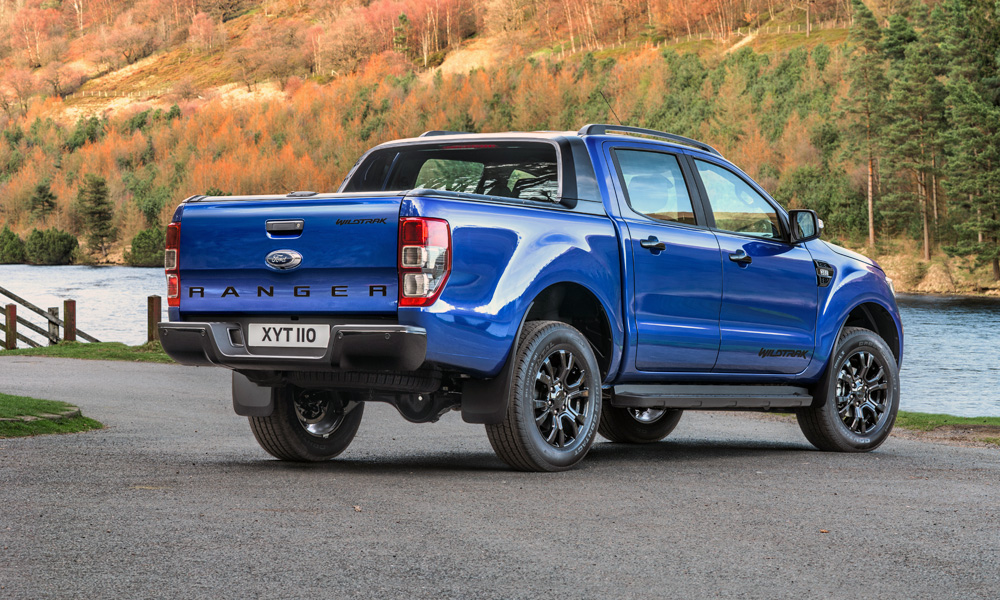 Ford Raptor Inside >> Raptor-lite, anyone? Meet the Ford Ranger Wildtrak X… - CAR magazine