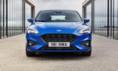 Ford Focus ST-Line. Report suggest new ST will downsize to a turbo-triple.