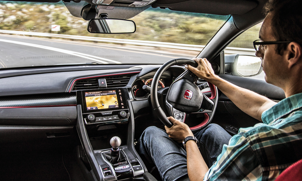 The infotainment system is behind the best in class.