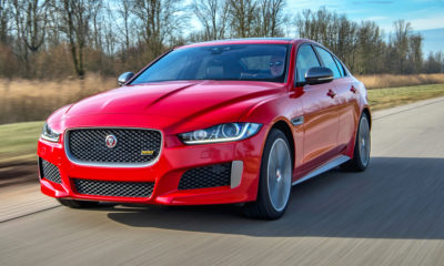 Jaguar has confirmed two new special editions for SA. Seen here is the XE 300 Sport.