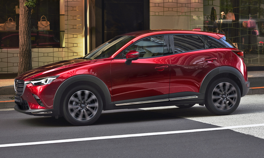 updated mazda cx 3 confirmed for south africa car magazine. Black Bedroom Furniture Sets. Home Design Ideas