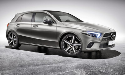 Mercedes-Benz A-Class sporty accessories
