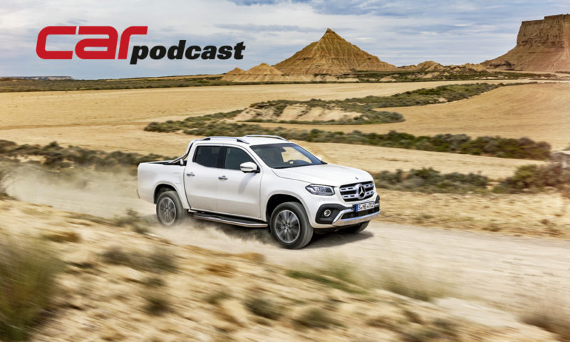 Car podcast episode 16 car magazine for Mercedes benz chat
