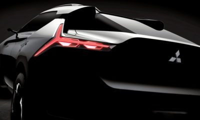 Mitsubishi e-Evolution concept previews new Lancer
