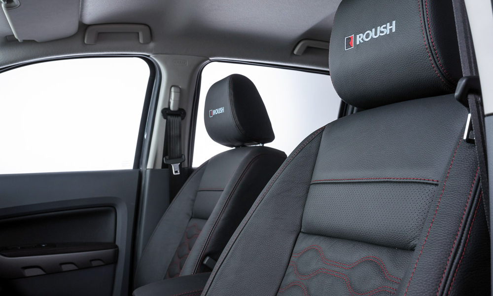 Interior updates vary depending on the selected kit.