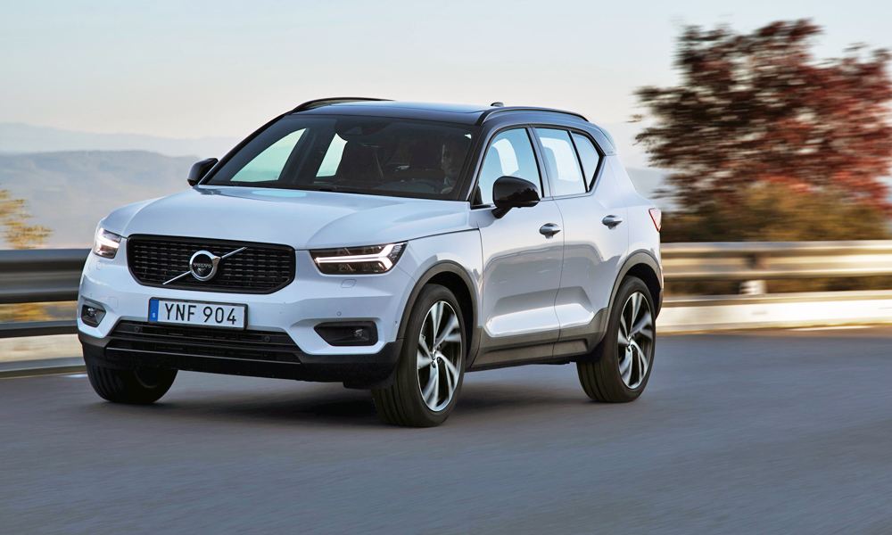 driven volvo xc40 t5 geartronic momentum car magazine. Black Bedroom Furniture Sets. Home Design Ideas