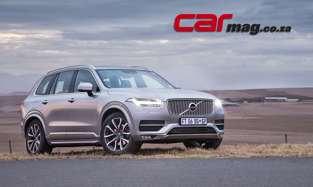 video volvo xc90 d5 awd inscription long term wrap up car magazine. Black Bedroom Furniture Sets. Home Design Ideas