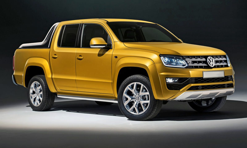 Volkswagen Amarok V6 Gets Boost In Power And Torque Car
