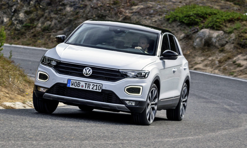 Vw Says T Roc Not Confirmed For Sa But T Cross Is