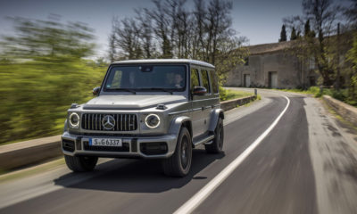 Mercedes-AMG G63 front