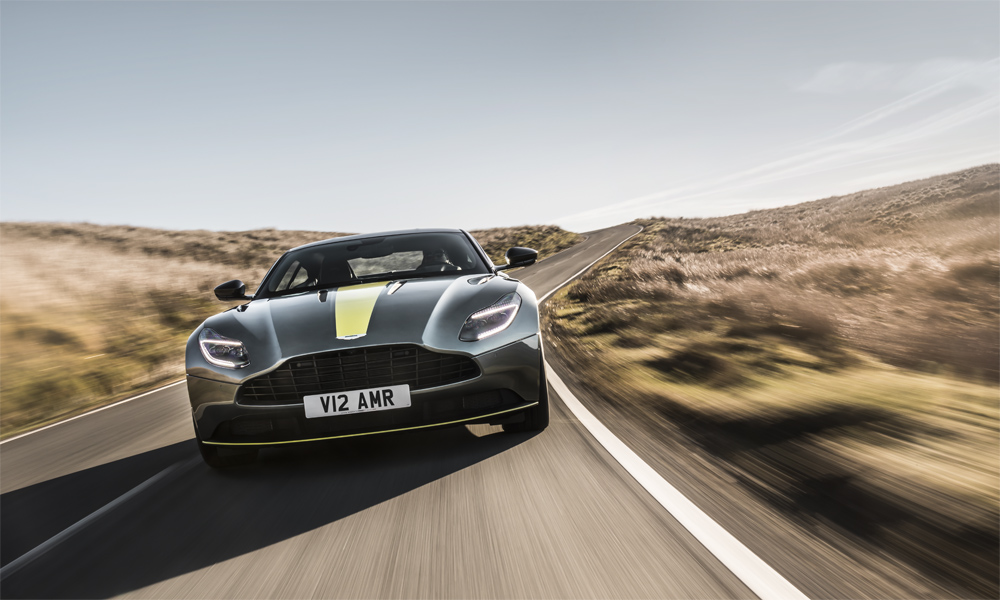 Driven Aston Martin Db11 Amr Car Magazine