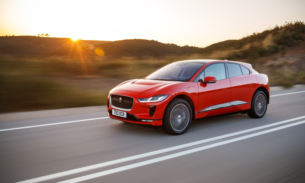 We've sampled the new Jaguar I-Pace in Portugal.