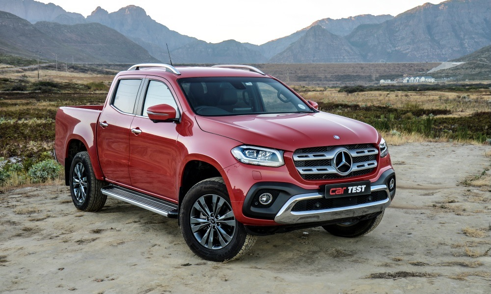 Mercedes-Benz has gone to great lengths to ensure that the X-Class isn't just a re-skinned Alliance product.