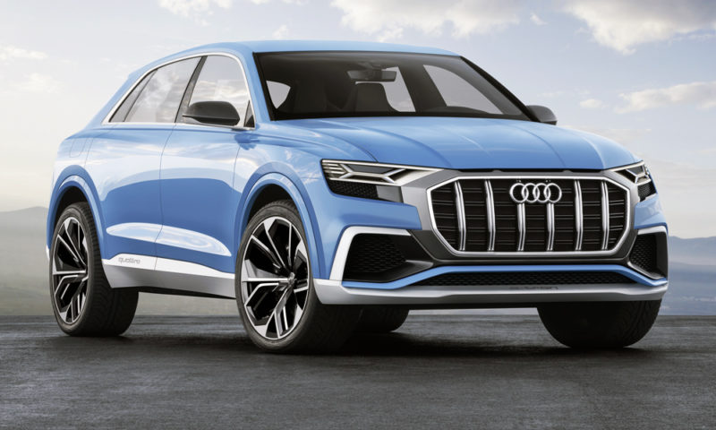 And Thats Three Now Audi Pulls Out Of The Detroit Show CAR Magazine - Audi detroit