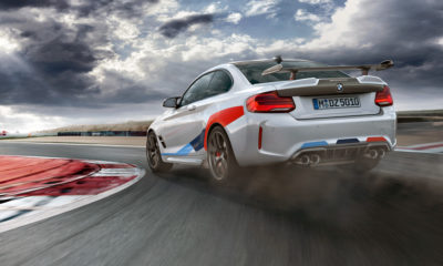 Fresh M Performance parts will be available for the new BMW M2 Competition.
